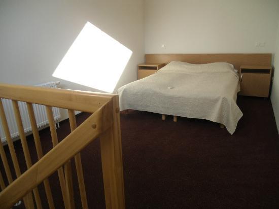 Palangos Juze: blank bedroom