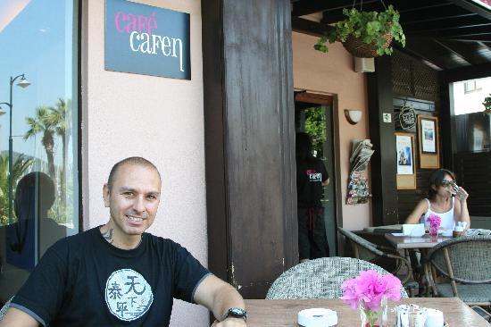 Cafe Cafen: Demir Demirkan