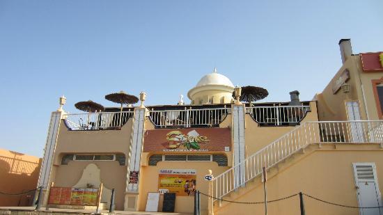 Sugar Restaurant and Bar: Roof terrace