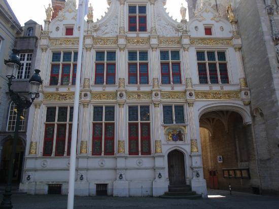 Burgplatz: The Stadhuis at the Burg.