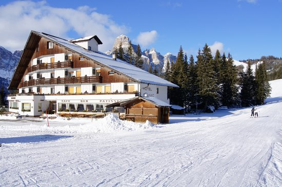 Parkhotel Planac: SULLE PISTE DA SCI, ON THE SKI SLOPES, AUF DEN SKIPISTEN