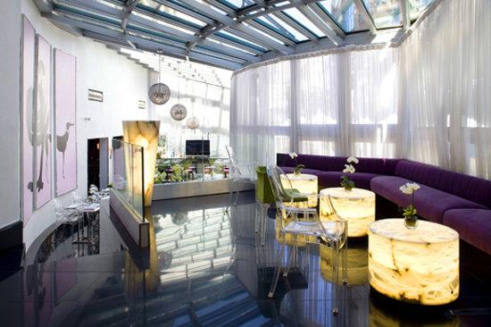 Hotel Les Jardins du Marais: Lobby