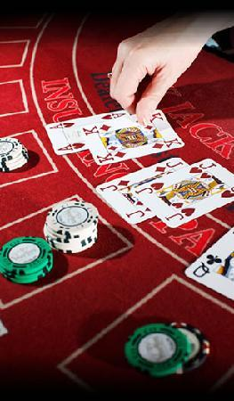 The Fitzwilliam Casino & Card Club: Playing Blackjack