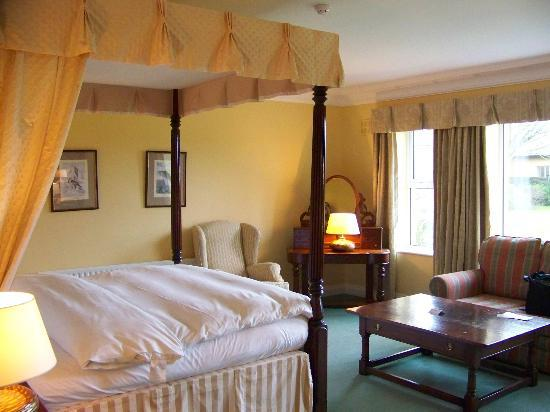 Dunraven Arms Hotel: junior suite