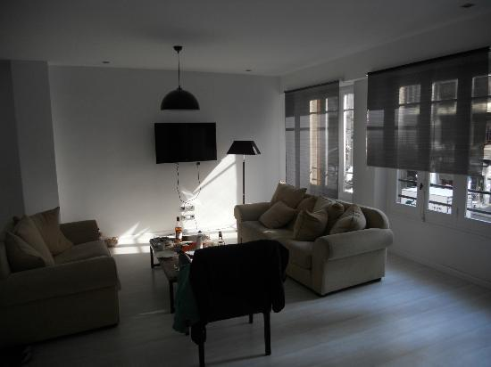 Marshall Apartments: Salone