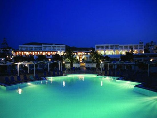 Hotel Mitsis Rinela Beach Resort