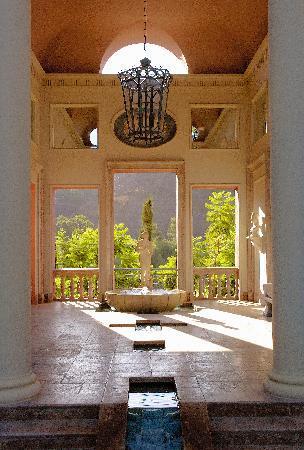 Villa Padierna Palace Hotel: Exteriores