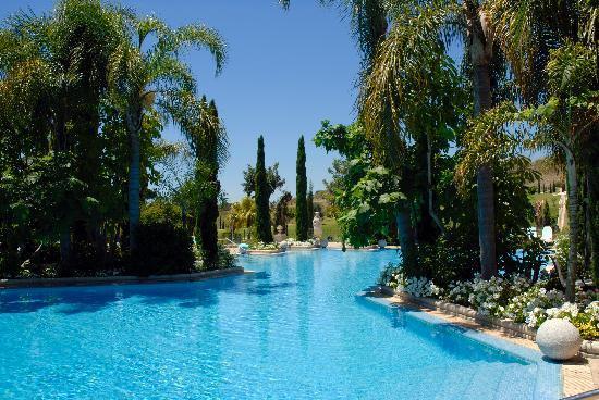 Villa Padierna Palace Hotel: Pool/Piscina