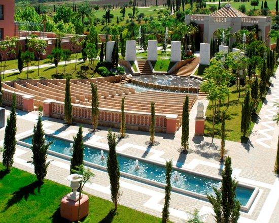 Villa Padierna Palace Hotel: Amphitheatre