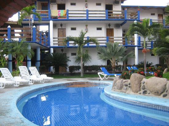 As De Oros: The kiddies pool.
