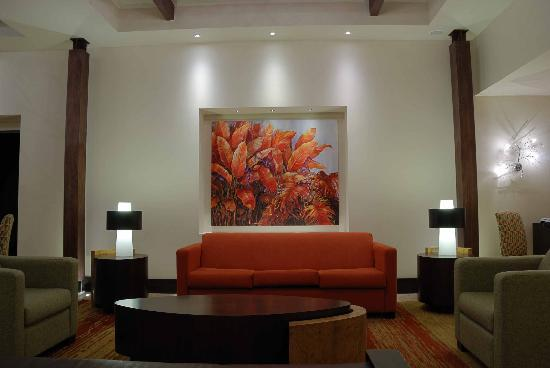 Wyndham San José Herradura Hotel and Convention Center: Lobby
