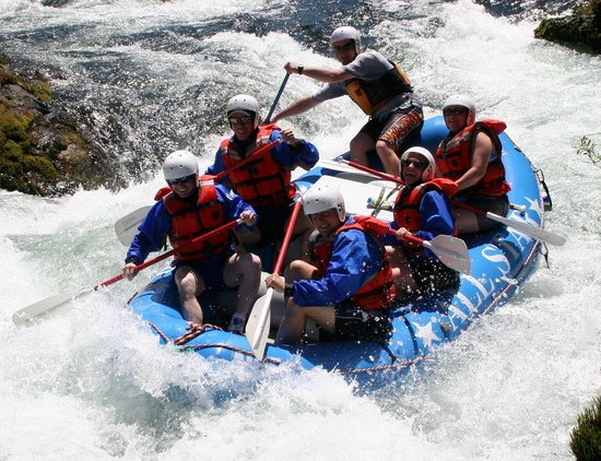 All Star Rafting