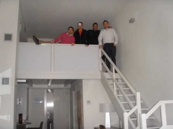 Eco Alcala Suites: habitacion