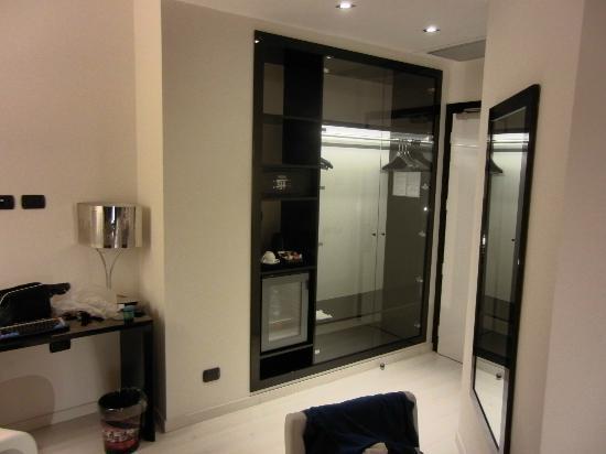 Armadio Picture Of Amati Design Hotel Zola Predosa Tripadvisor