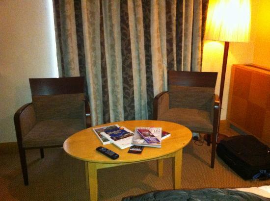 O'Callaghan Alexander Hotel: Fra rommet