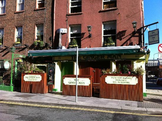 O'Callaghan Alexander Hotel : Nabopuben Ginger Man