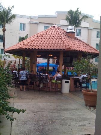 El Guacamayo Pool Bar & Grill : Pool Bar & Grill