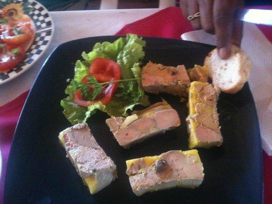 Au coin du foie gras : Du bonheur