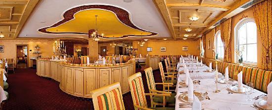 Alpenhotel St. Christoph: Restaurant