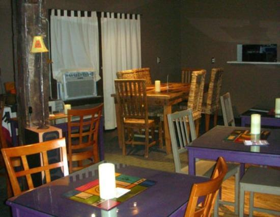 Public Lounge : Intimate but friendly, even solo diners feel comfortable . . .
