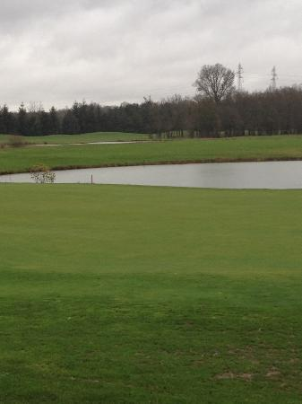 Etiolles Country Club : The Golf Course