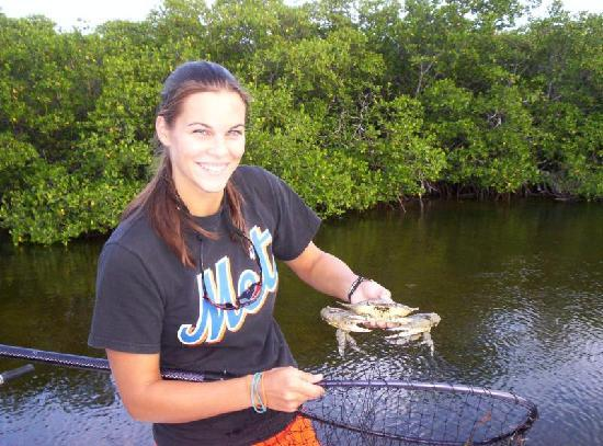 Blue crab picture of north florida fishing charters for Blue crab fishing