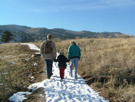 Bobcat Ridge Natural Area