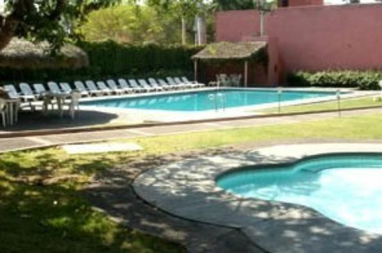 Hotel Vasco : Albercas