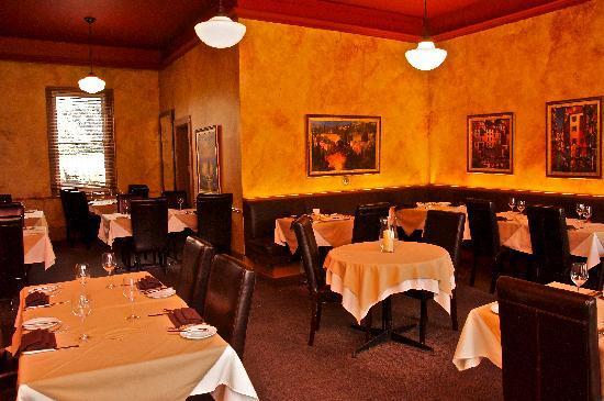 Enver's: Main Dining Room