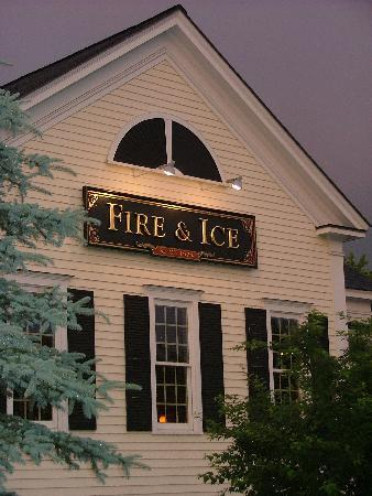 Fire & Ice: Our building