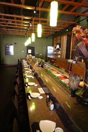 Nagoya Japanese Steakhouse and Sushi : Sushi Bar