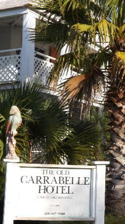 The Old Carrabelle Hotel: exterior picture