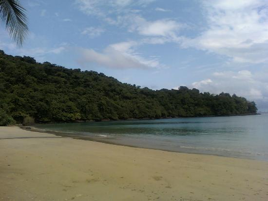 Coiba Island National Park: Isla Coiba beach