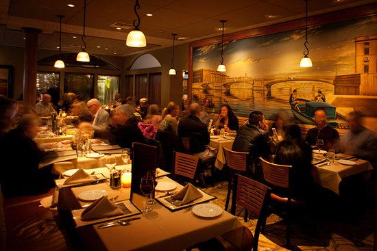 Firenze Trattoria: Firenze Main Dining Room