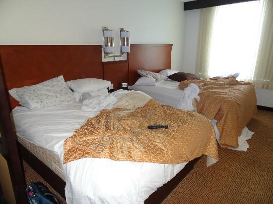 Hyatt Place Herndon / Dulles Airport - East: 2 Queen Room