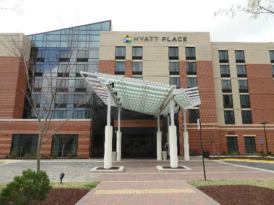 Hyatt Place Herndon / Dulles Airport - East: Exterior Hyatt Place Herndon