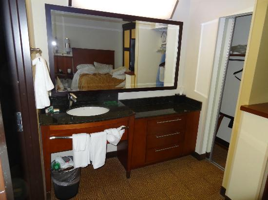 Hyatt Place Herndon / Dulles Airport - East: Dressing Area