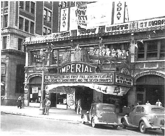 Imperial Theatre: Historical Image