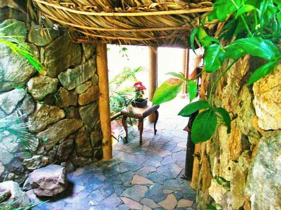 Laguna Lodge Eco-Resort & Nature Reserve: lobby