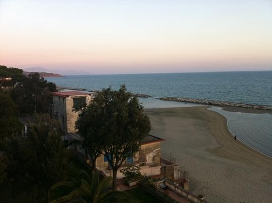 Grand Hotel Fagiano Palace: view from room 201