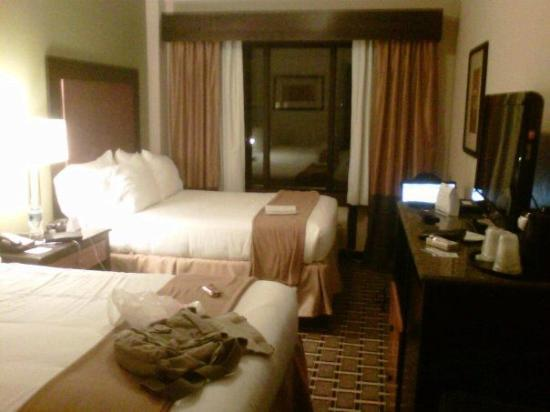 Holiday Inn Express & Suites Atlanta Downtown: My Standard Double Room