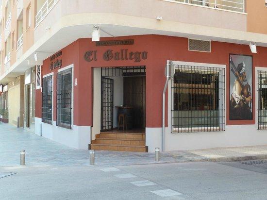 Pilar de la Horadada, Spain: The new entrance again