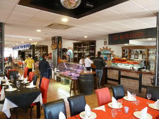 Pilar de la Horadada, Spain: A part of the old bar area