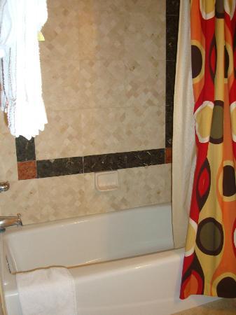 Santa Clarita Motel : Vasca da bagno