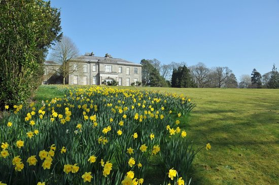 Dungannon, UK: The Argory Spring Time 2012