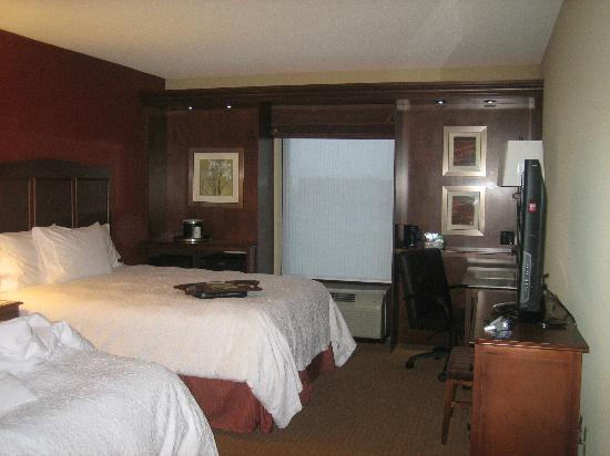 Hampton Inn & Suites St. Louis/South I-55: Room