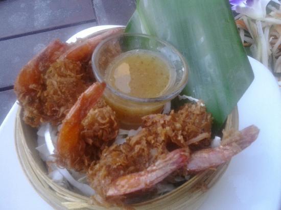 Mai Tai : Coconut Shrimp