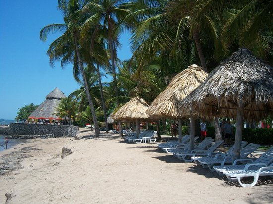 Royal Decameron Salinitas: beach