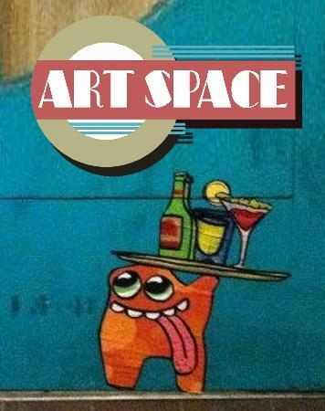 ART SPACE Gallery: Art Space- Home of the Key West Mystery Blob