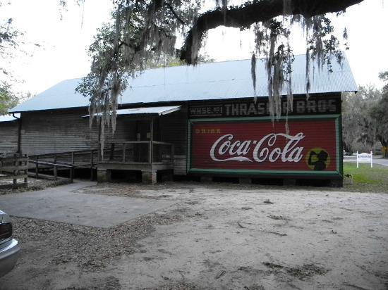 Micanopy Historical Society Museum: The Museum that was a Warehouse once